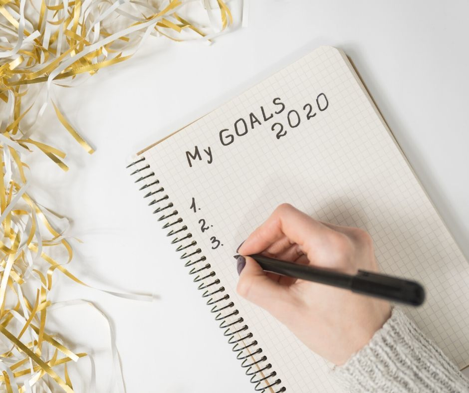 Mesačný plán k dosiahnutiu cieľov