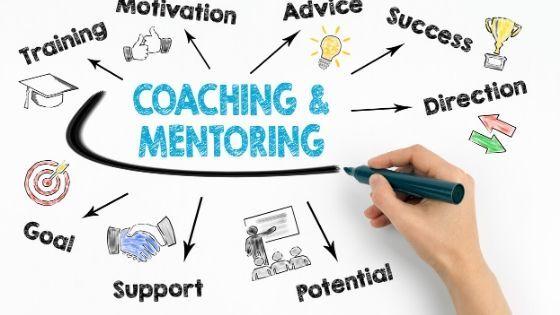 mentor alebo kouč