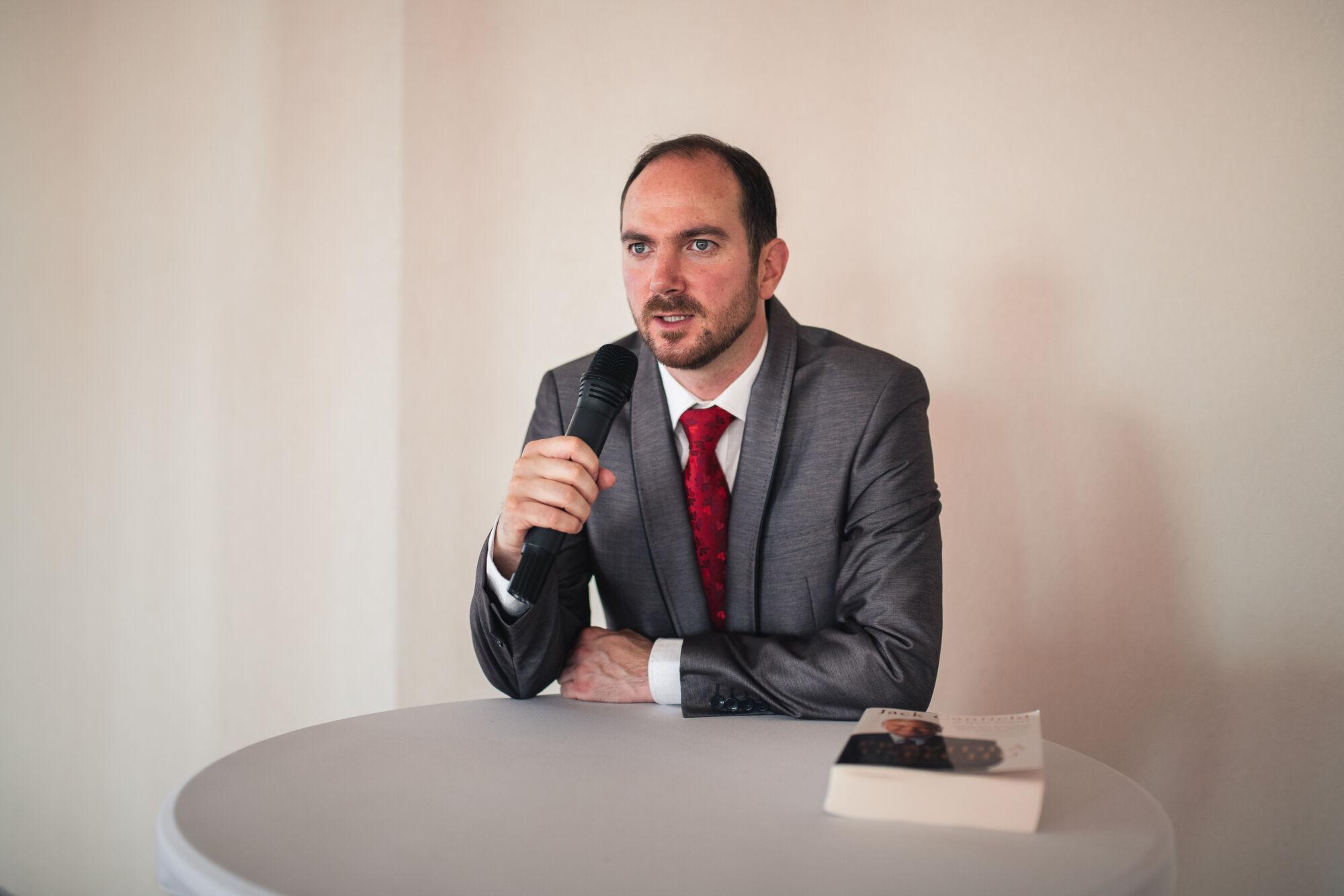 Biznis mentor - Michal Kováč