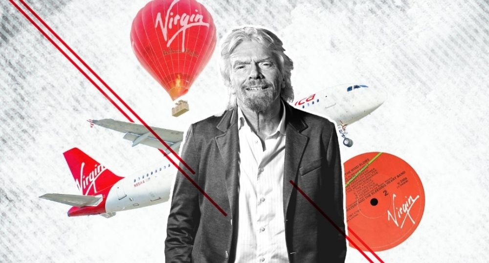 Richard Branson Virgin Group